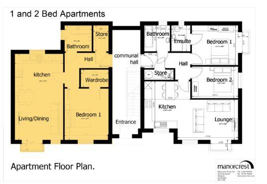 digby floorplan houses for sale in Skegness homes for sale in skegness
